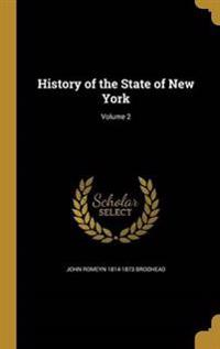 HIST OF THE STATE OF NEW YORK