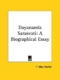 Dayananda Sarasvati