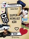Superhemligt kär (ljudbok/CD+bok)