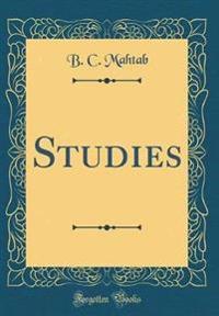 Studies (Classic Reprint)