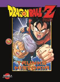 Dragon Ball Z 10 : Trunks historia