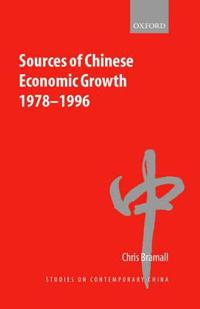 Sources of Chinese Economic Growth, 1978-1996