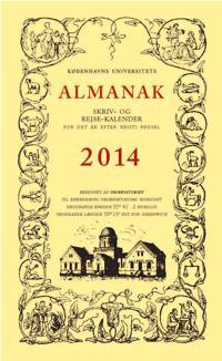 Universitetets Almanak Skriv- og RejseKalender 2014