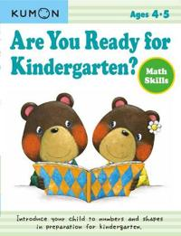 Are You Ready for Kindergarten? Math Skills