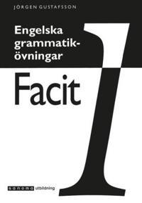 Engelska grammatikövningar Elevfacit 1 (5-pack)