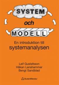 System och modell - En introduktion till systemanalysen