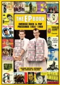 The EP Book : swedish rock & pop pressings 1954-1969 2nd ed