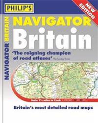 Philip's 2019 Essential Navigator Britain Flexi