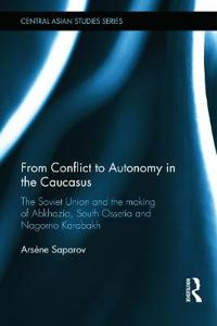 Autonomy and Conflict in the Caucasus