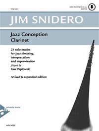 Jazz Conception Clarinet