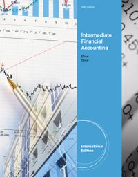 Intermediate Financial Accounting, International Edition