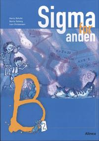 Sigma for anden B