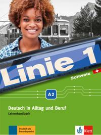 Linie 1 Schweiz A2. Lehrerhandbuch mit Audio-CDs und Video-DVD