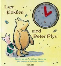 Lær klokken med Peter Plys