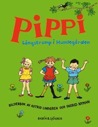 Pippi Långstrump i Humlegården