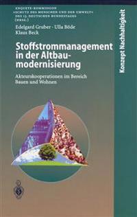 Stoffstrommanagement in Der Altbaumodernisierung