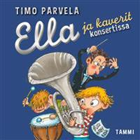 Ella ja kaverit konsertissa (mp3)
