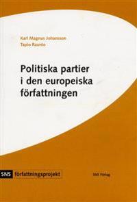 Politiska partier i den europeiska författningen