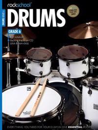 Rockschool Drums Grade 6 (2012-2018)