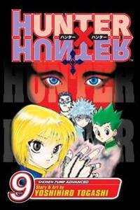 Hunter x Hunter, Vol. 9