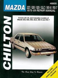 Chilton's Mazda 323/626/929/Glc/Mx-6/Rx-7 1978-89 Repair Manual