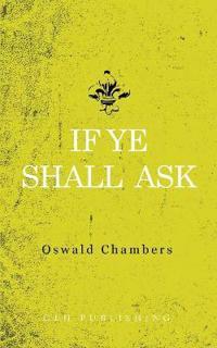 If Ye Shall Ask