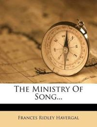The Ministry Of Song...