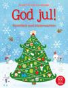 God Jul! :  pysselbok med klistermärken