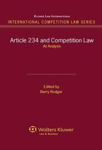 Article 234 and Competition Law