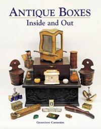 Antique Boxes – Inside And Out