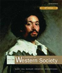 A History of Western Society: Since 1300