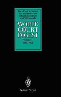 World Court Digest