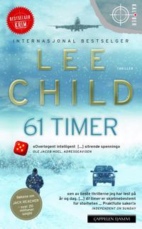 61 timer - Lee Child pdf epub