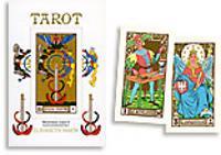 Tarot (bok+22 kort) : Människans 22 medvetenhetsnivåer