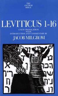 Leviticus 1-16