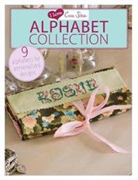 I Love Cross Stitch - Alphabet Collection