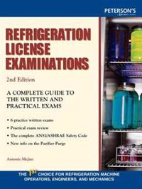 Refrigeration License Examinations