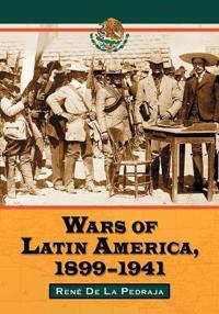 Wars of Latin America, 1900-1941