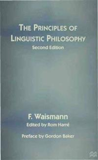 The Principles of Linguistic Philosophy