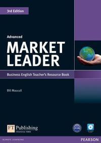Market Leader 3rd Edition Advanced Teacher's Resource BookTest Master CD-ROM Pack