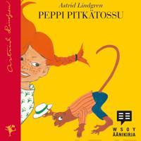 Peppi Pitkätossu (cd)
