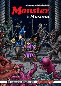 Masona Världsbok 3. Monster i Masona