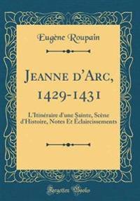 Jeanne d'Arc, 1429-1431