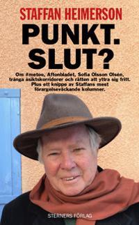 Punkt. Slut?