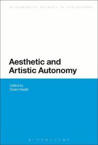 Aesthetic and Artistic Autonomy