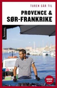 Turen går til Provence & Sør-Frankrike - Frederik Crone pdf epub