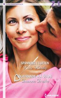 Spänning i luften / Glittrande blå ögon - Kate Hardy, Dianne Drake | Laserbodysculptingpittsburgh.com