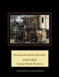 Steampunk Mobile Bordello: Fantasy Cross Stitch Pattern