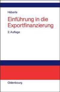 Einführung in Die Exportfinanzierung