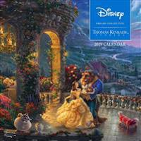 Thomas Kinkade: the Disney Dreams Collection 2019 Square Wall Calendar
